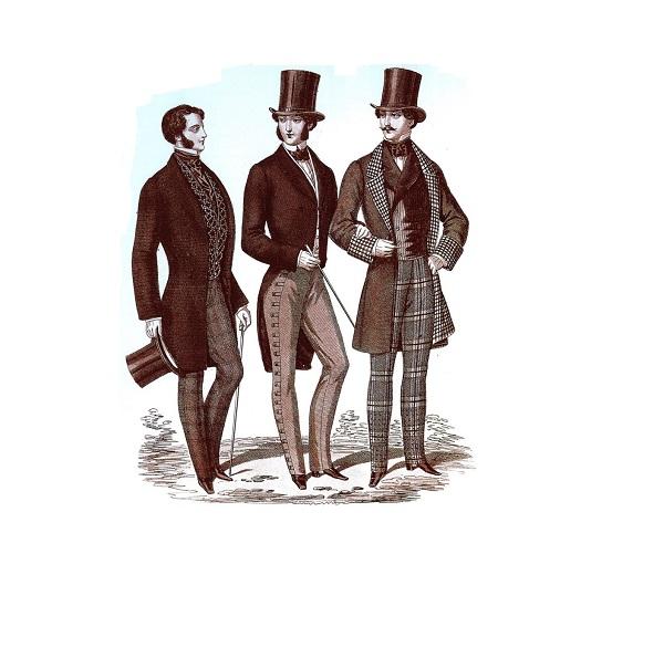 Lo stile vittoriano e il Gentleman