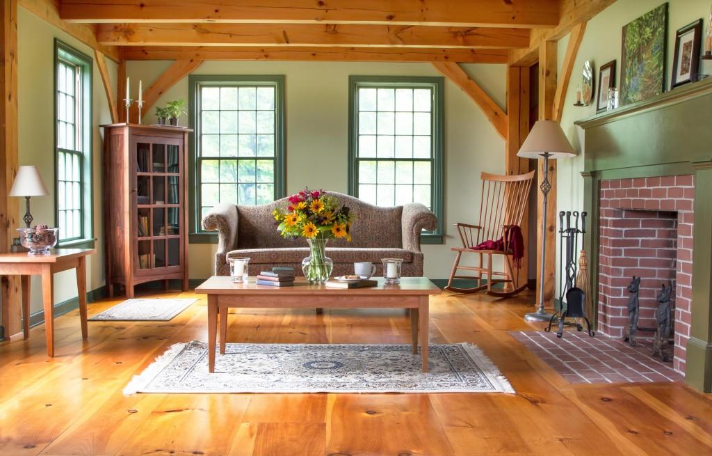 arredamento shaker. Black Bedroom Furniture Sets. Home Design Ideas