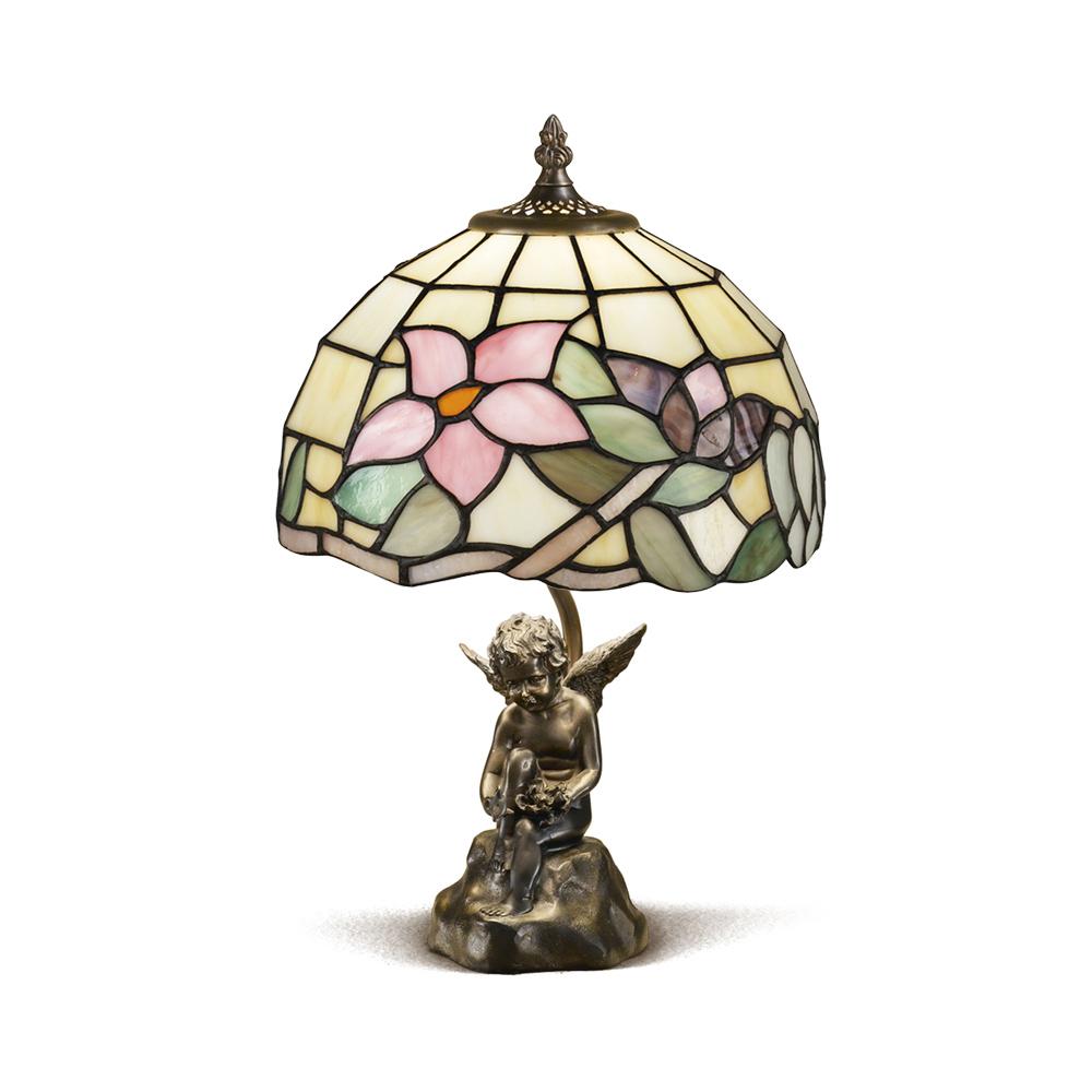 Tiffany, il vetro e il Liberty