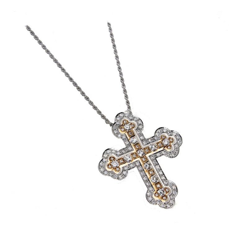 La Croce Russa di Damiani